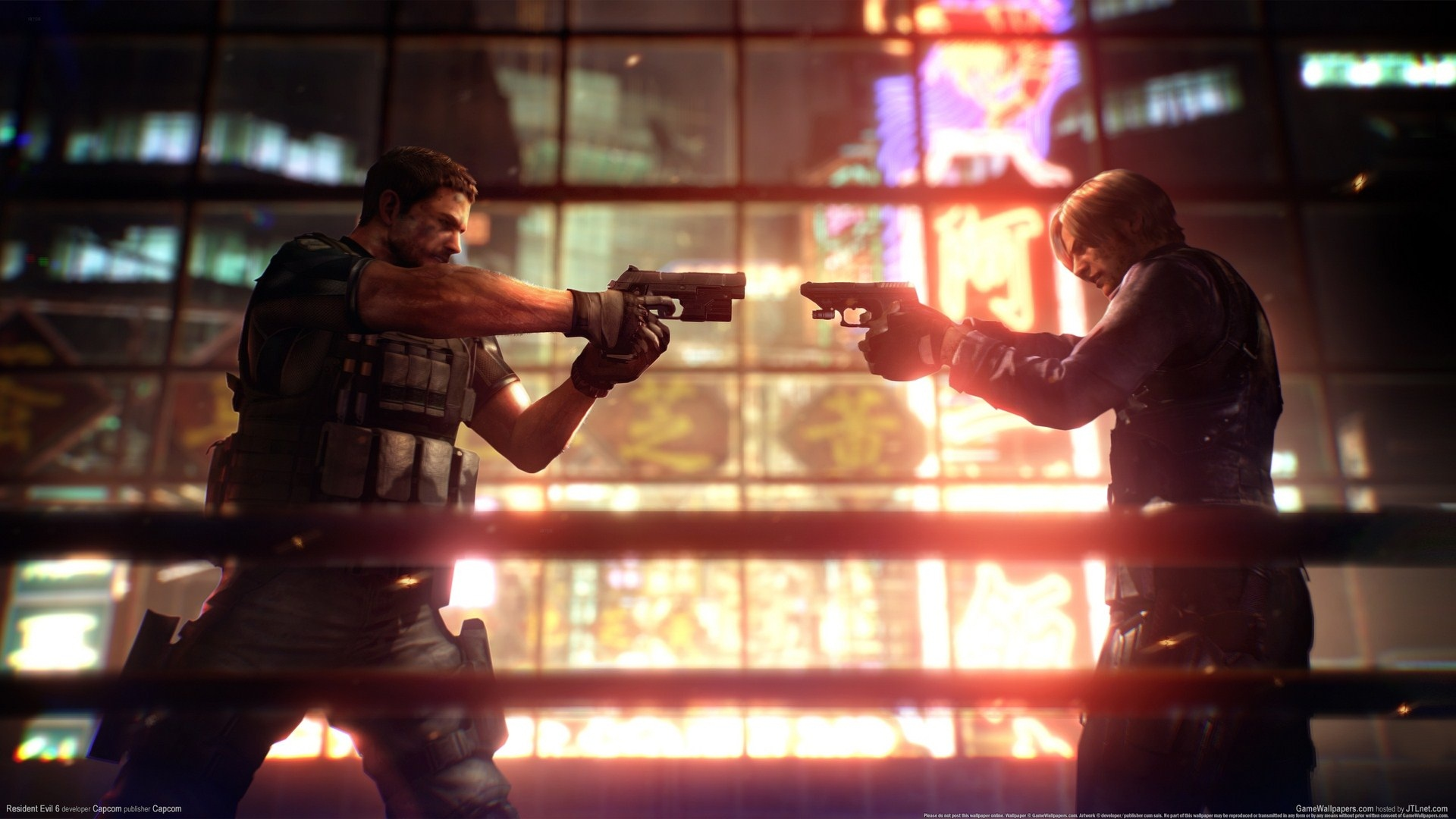 Resident Evil 6 HD game wallpapers #16 - 1920x1080