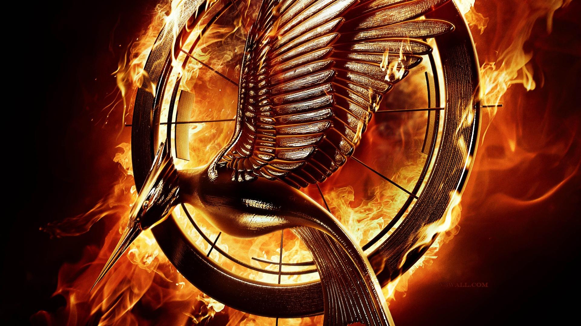饥饿游戏高清壁纸_The Hunger Games: Catching Fire 饥饿游戏2:星火燎原 高清壁纸17 ...