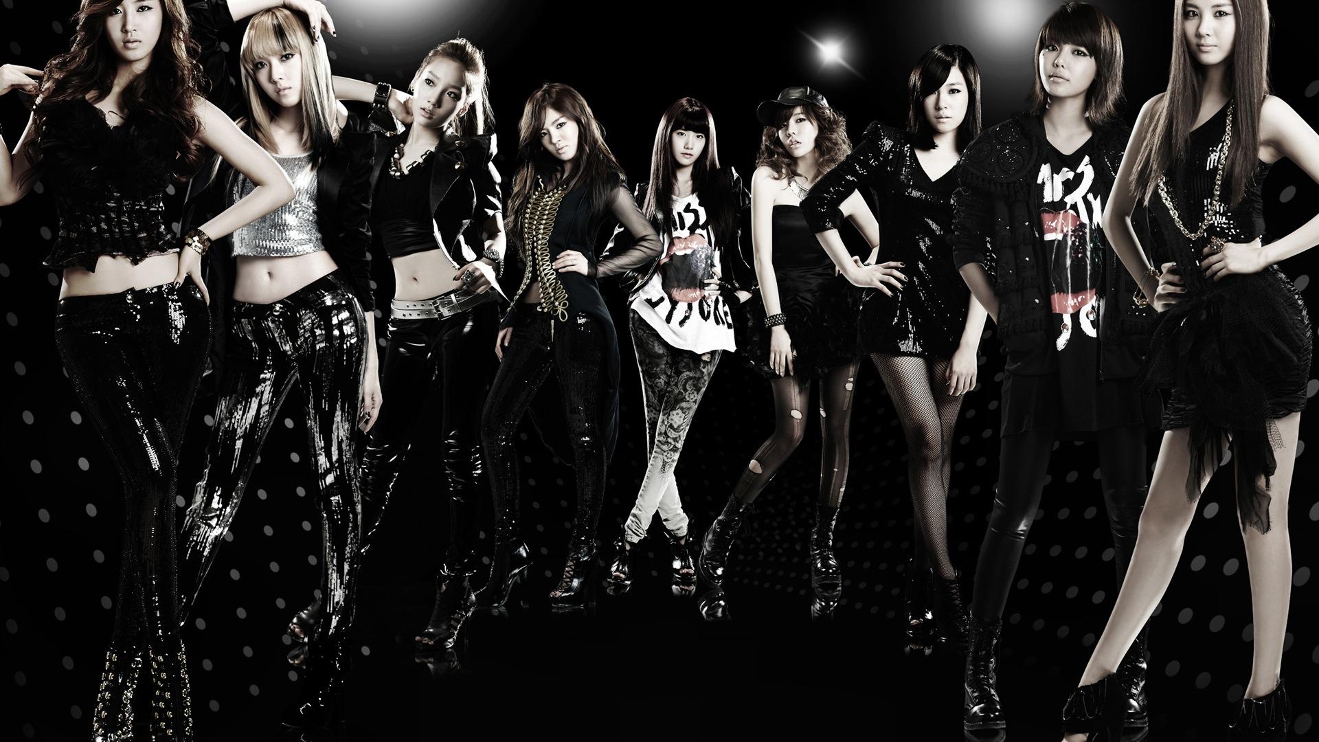 Korean Girl group Nine Muses HD Wallpapers #2 - 1920x1080