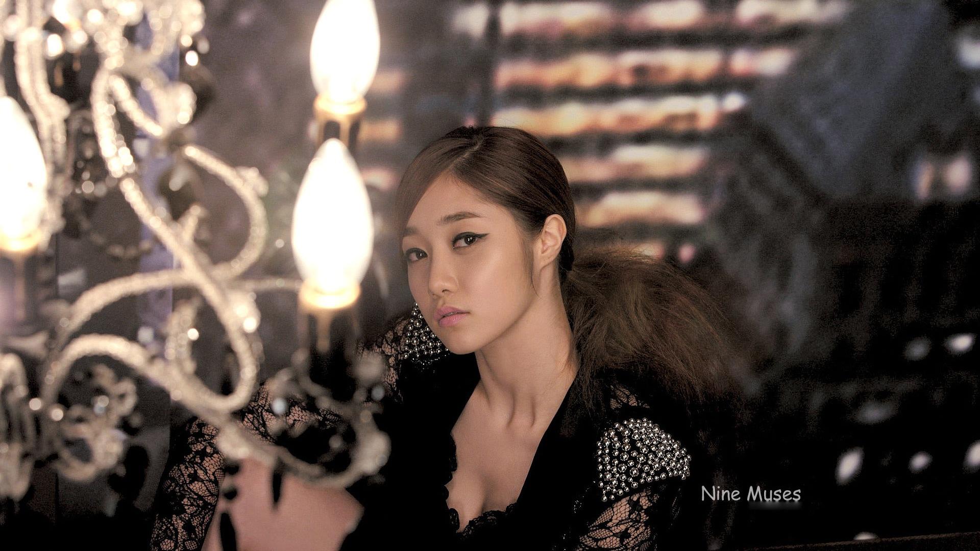 Korean Girl group Nine Muses HD Wallpapers #8 - 1920x1080