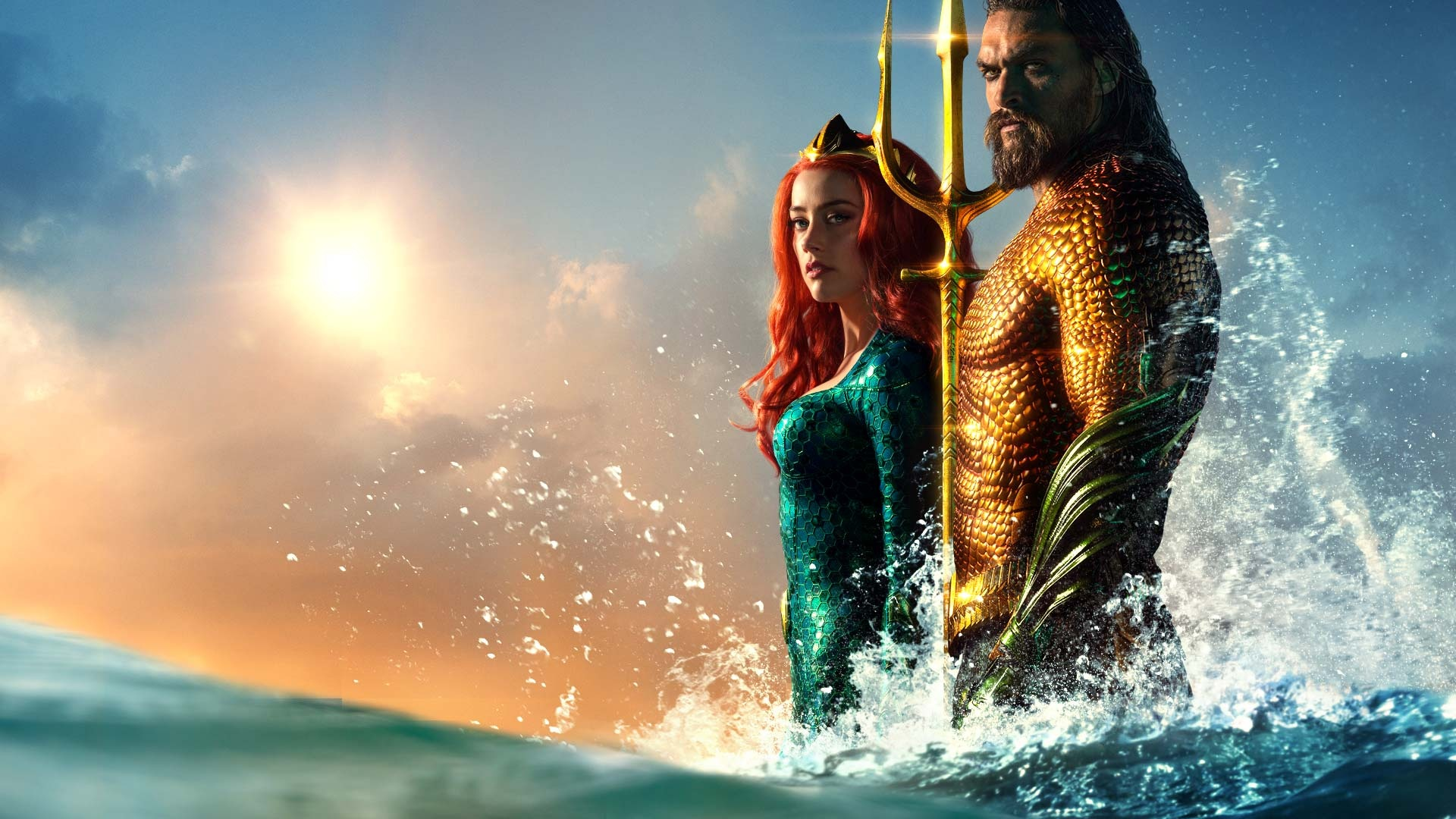 Aquaman, Marvel movie HD wallpapers #18 - 1920x1080