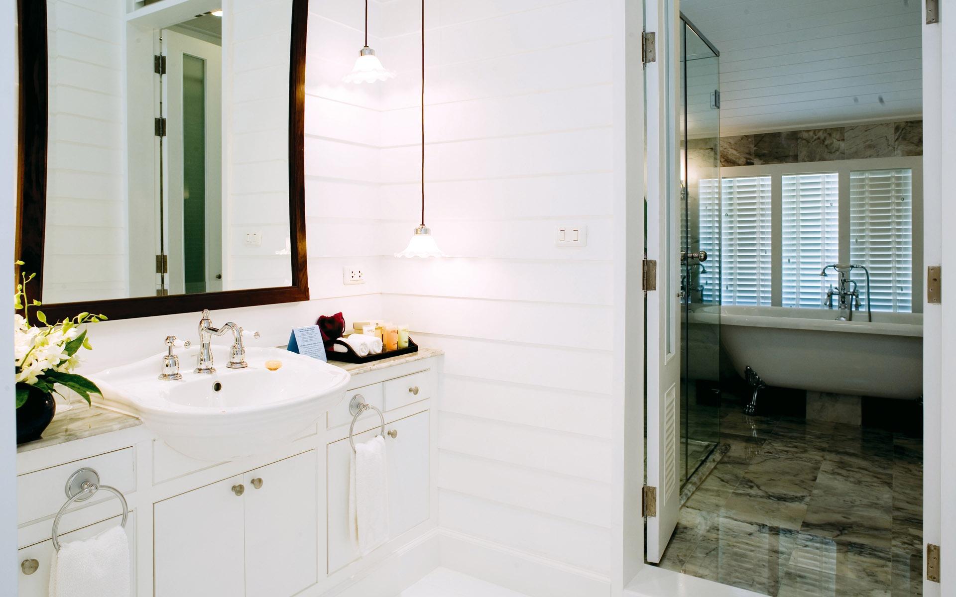 Fond d 39 cran photo salle de bain 1 7 1920x1200 fond d for Ecran salle de bain