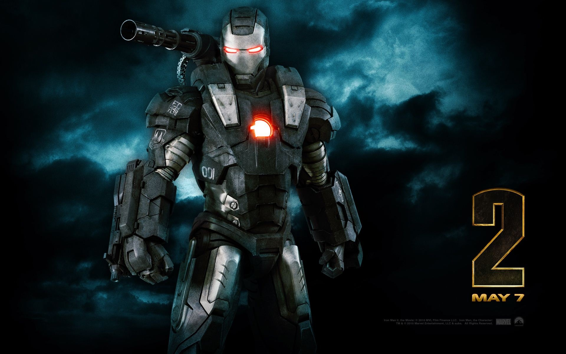Iron Man 2 HD Wallpaper #34 - 1920x1200