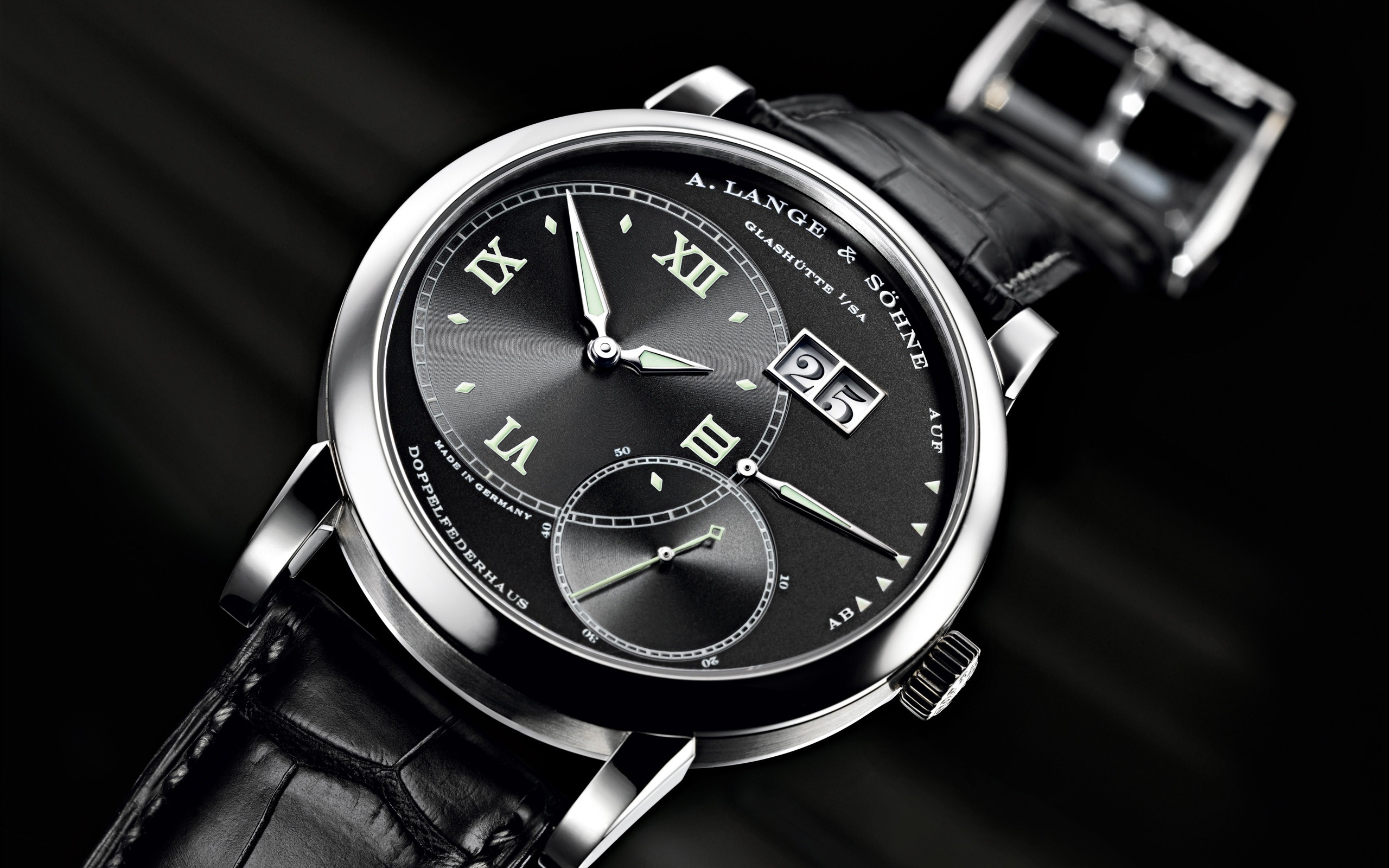 World Famous Watches Wallpapers 1 8 2560x1600 Wallpaper