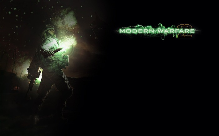 Call of Duty 6: Modern Warfare 2 HD Wallpaper #40