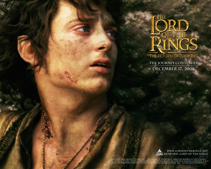 The Lord of the Rings 指环王18