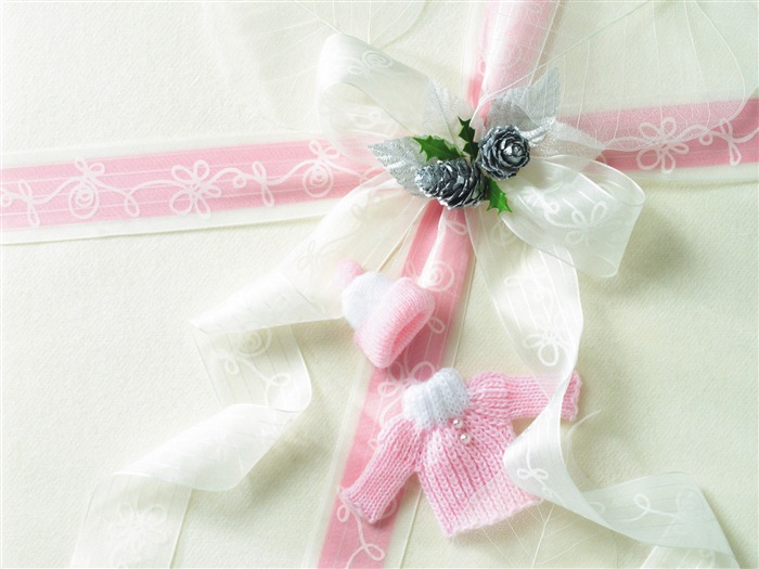 Gift decoration wallpaper (3) #8