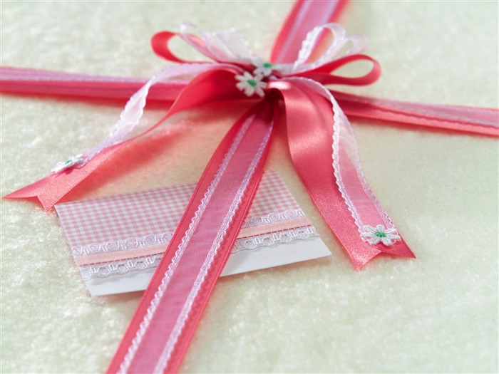 Gift decoration wallpaper (3) #11
