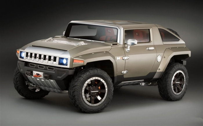 Hummer HX Concept Car Wallpaper #15