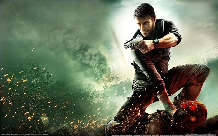 Splinter Cell: Conviction HD wallpaper #1