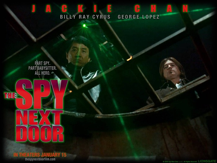 El Spy Next Door HD papel tapiz #14