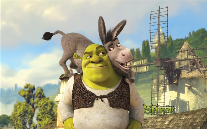 Shrek Forever After écran HD #2