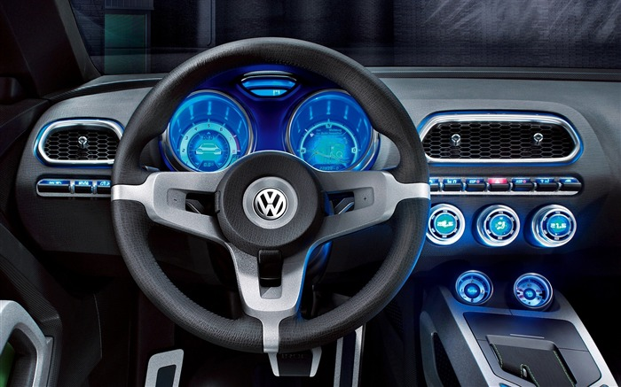 Volkswagen Concept Car tapety (2) #6