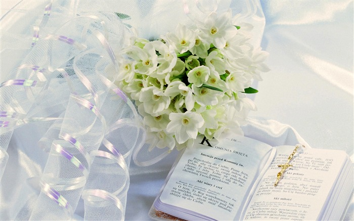 Weddings and Flowers wallpaper (1) #5