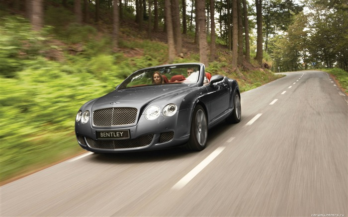 Bentley Continental GTC Speed - 2010 賓利 #2