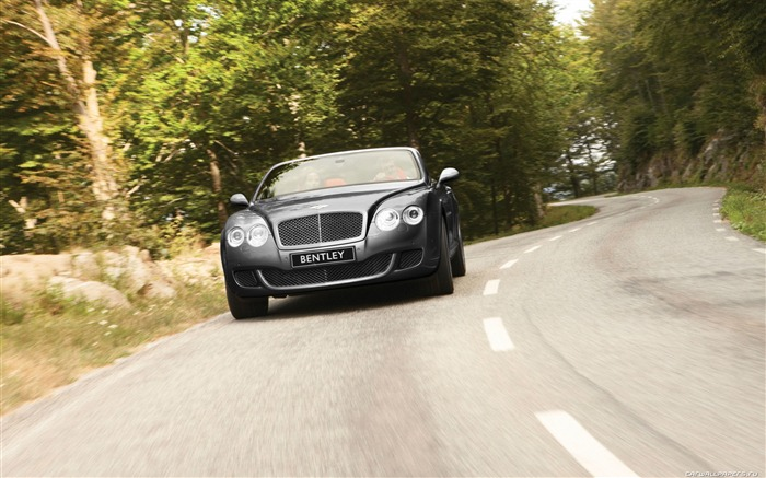 Bentley Continental GTC Speed - 2010 賓利 #5