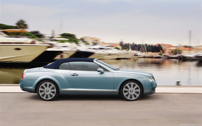 Bentley Continental GTC Speed - 2010 賓利 #9