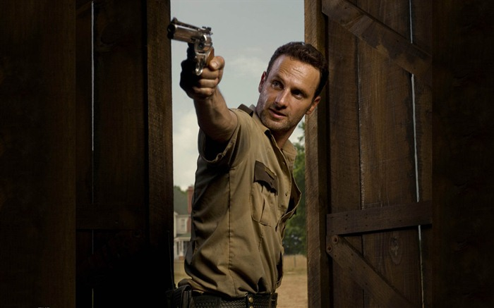 The Walking Dead HD wallpapers #11