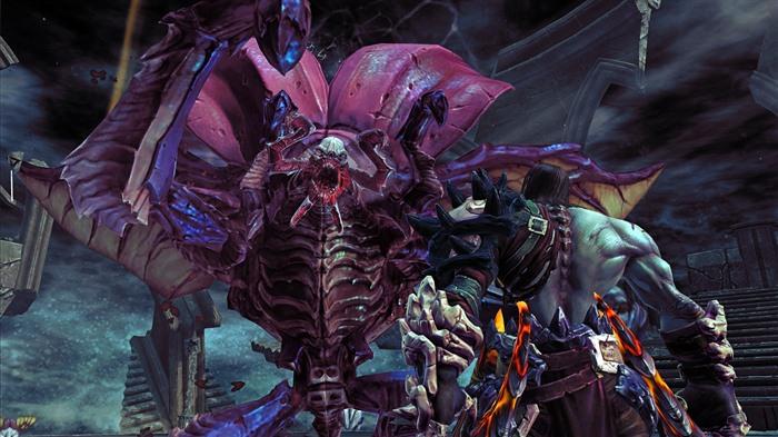Darksiders ii juego hd fondos de pantalla 2 fondo de pantalla de vista previa juego fondos - Descargar darksiders 2 ...