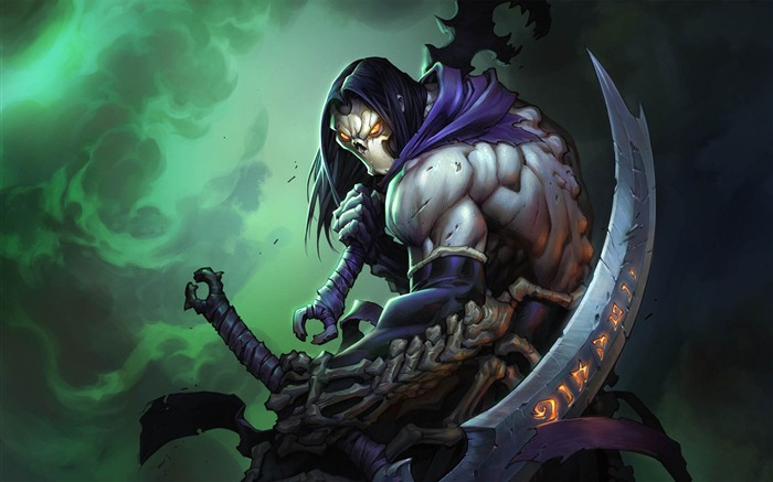 Darksiders ii juego hd fondos de pantalla 18 fondo de pantalla de vista previa juego fondos - Descargar darksiders 2 ...