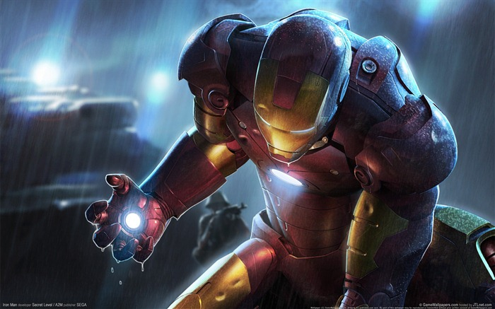 Iron Man 3 Fondos De Pantalla HD #4