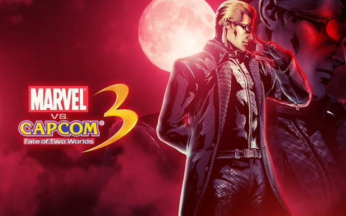 Marvel VS. Capcom 3: Fate of Two Worlds HD game wallpapers #9