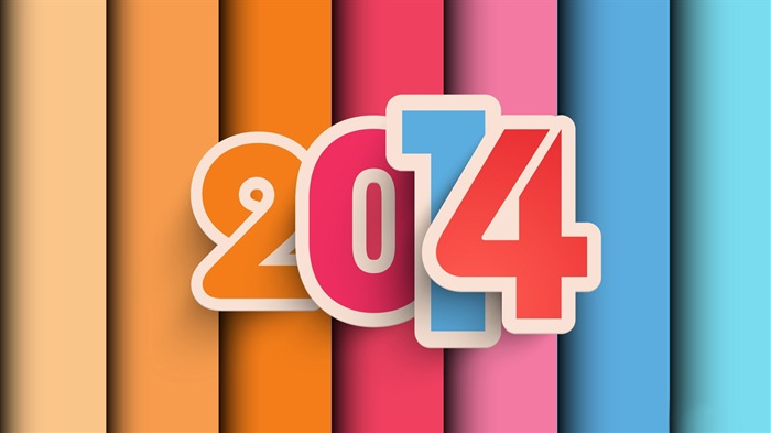 2014 New Year Theme HD Wallpapers (1) #9