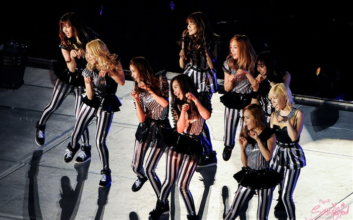 Girls Generation SNSD Girls & Peace Japan Tour HD tapety na plochu #14