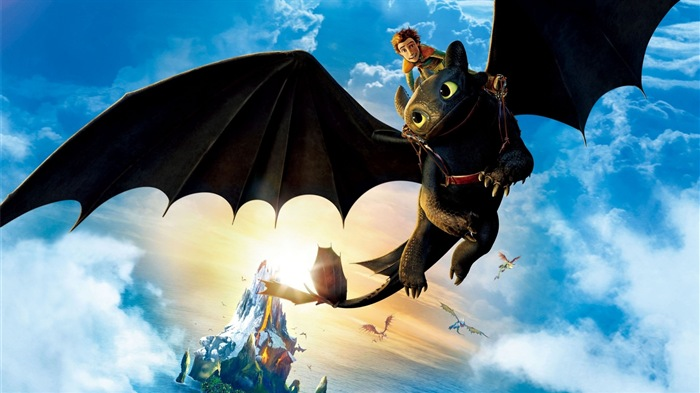 How to Train Your Dragon 2 驯龙高手2 高清壁纸1