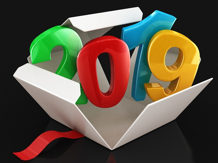 Happy New Year 2019 HD wallpapers #2