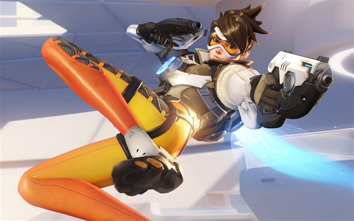 Overwatch, hot game HD wallpapers #18