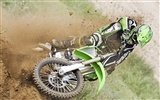 Off-road motocykly HD Wallpaper (1)