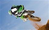 Off-road motocykly HD Wallpaper (2)