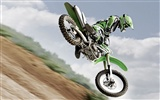Off-road Motorcycle HD Wallpaper (2) #21