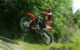 Off-road Motorcycle HD Wallpaper (2) #24