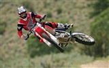 Off-road Motorcycle HD Wallpaper (2) #33
