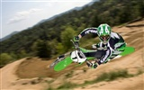 Off-road Motorcycle HD Wallpaper (2) #35