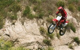 Off-road Motorcycle HD Wallpaper (2) #37