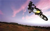 Off-road Motorcycle HD Wallpaper (2) #40