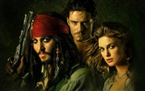 Pirates of the Caribbean 2 Wallpapers