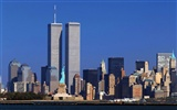 911 Memorial twin towers wallpaper