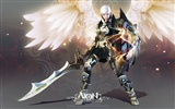 Aion modeling HD gaming wallpapers