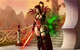 World of Warcraft: Fond d'écran officiel de Burning Crusade (1) #32