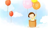 Lovely Children's Day Wallpaper Illustrator #14