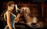 Lara Croft Tomb Raider Wallpaper 10 º Aniversario