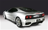 White Skull Ferrari F430 Wallpapers #5