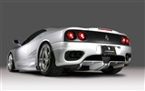 White Skull Ferrari F430 Wallpapers #11