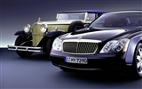 Maybach luxury cars wallpaper