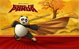 3D-Animation Kung Fu Panda Tapete