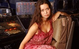 Summer Glau Tapete